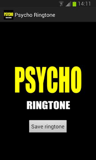 Psycho Ringtone