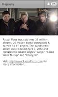 Screenshot of Rascal Flatts