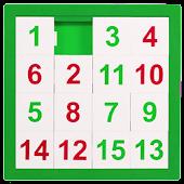 Puzzle 15 Sliding Puzzle