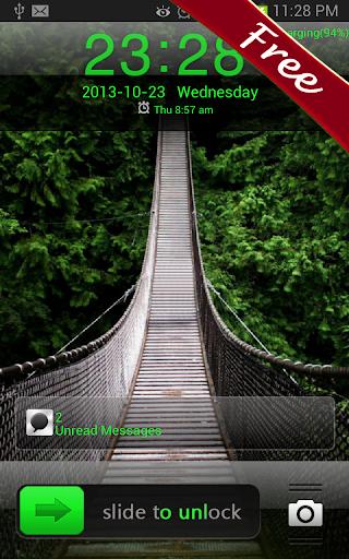 Green Jungle GO Locker