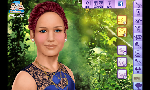 Jennifer Lawrence True Make Up - screenshot thumbnail