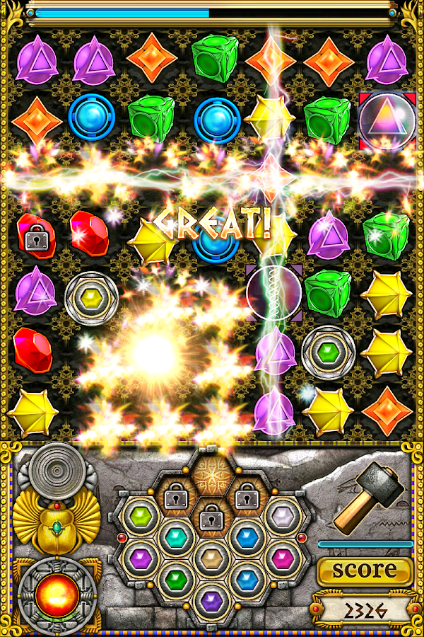 Jewellust Lite - screenshot
