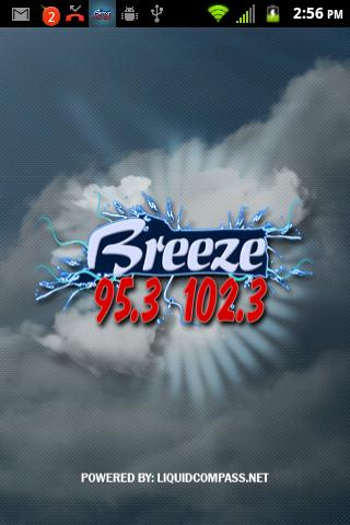 95.3 & 102.3 The Breeze - screenshot