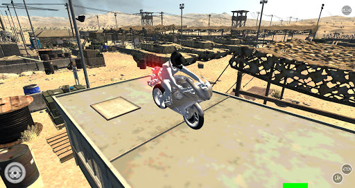 玩模擬App|Motorbike Driving 3D免費|APP試玩