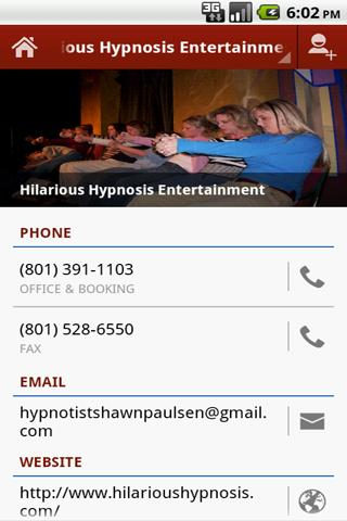 IN TRANCE IT HYPNOSIS - screenshot