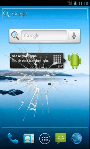 玩免費娛樂APP|下載碎屏/裂纹恶作剧 app不用錢|硬是要APP