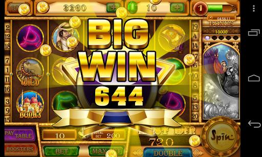 【免費博奕App】Slots - Aladdin's Magic-APP點子