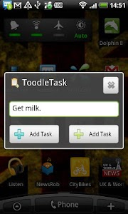 ToodleTask screenshot 0