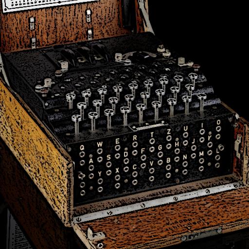 WWII Encrypter 工具 App LOGO-硬是要APP