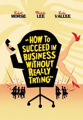 a review of the play how to succeed in business without really trying 2018/7/16 bww review: how to succeed in business without really trying at muhlenberg summer music theatre- a.