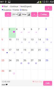 月經日曆日記