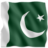3D Flag Pakistan LWP