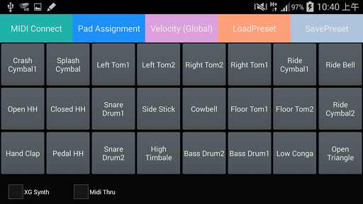MIDI Drum Pad