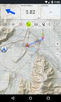 Screenshot of New Zealand Topo Maps Free