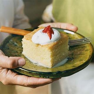 Three-Milk Cake.