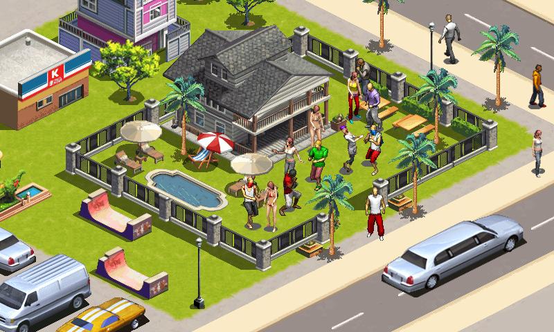Gangstar City screenshot #3