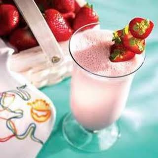Strawberry Shake.