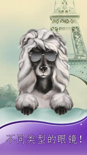 贵宾犬 - 爱在巴黎