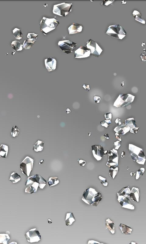 Crystal Live Wallpaper Free - screenshot