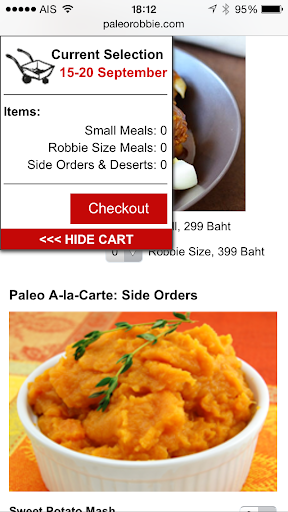 The Meal Plan by Paleo Robbie