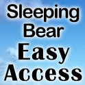 Sleeping Bear Easy Access icon