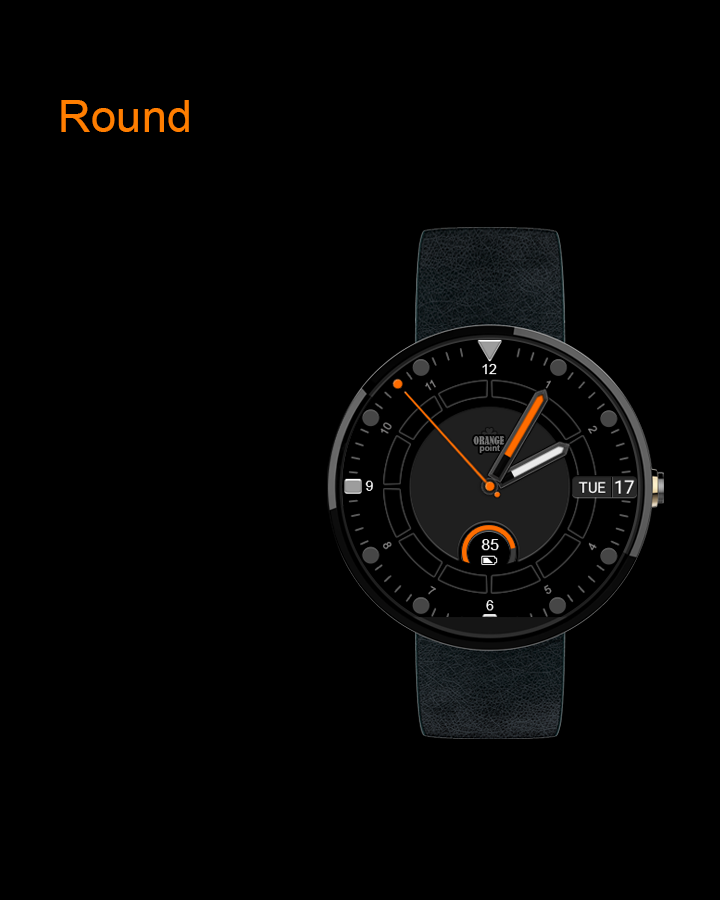 Samsung Gear A: New Info to the Round Smartwatch