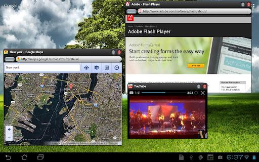 OverSkreen Floating Browser  screenshots 2