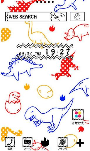 u6050u7adcu58c1u7d19 Dinosaur! 1.1 Windows u7528 1