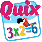 Quix Tables de multiplication