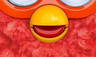 Screenshot of Furby MouthOff