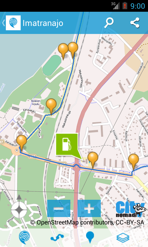 Imatra Events Android Apps on Google Play