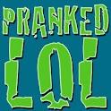Pranked LoL logo