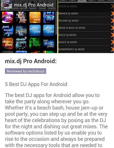 DJ Song Mixing