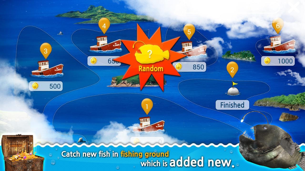 Fish aquarium business - Fish Aquarium Game 3d Ocean Screenshot
