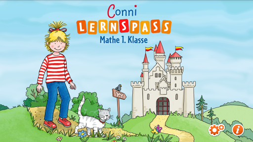 Conni Mathe-Spiele 1. Klasse