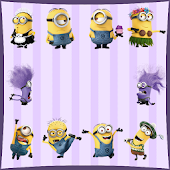 Memory Game : Minion Series