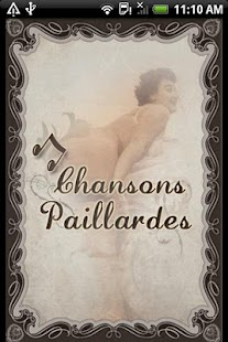 Chansons Paillardes- screenshot thumbnail