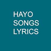 Hayo Song Lyrics