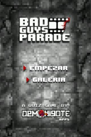 Bad Guys Parade