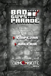 Bad Guys Parade- screenshot thumbnail