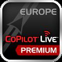 CoPilot Live Premium Europe logo