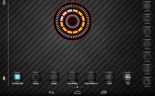 【免費個人化App】Graduated Zooper Widget-APP點子