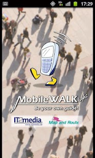 MobileWALK Light - screenshot thumbnail