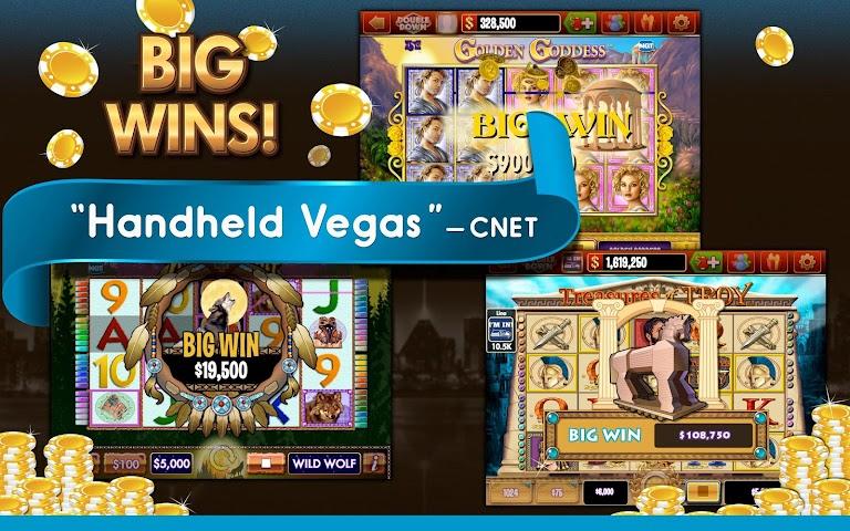 android DoubleDown Casino - Slots Screenshot 4