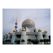 Beautiful Mosque HD Wallpaper