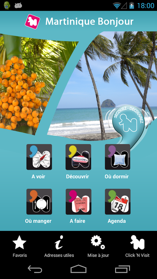 C'nV Martinique Bonjour- screenshot