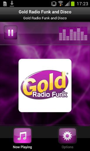 Gold Radio Funk and Disco