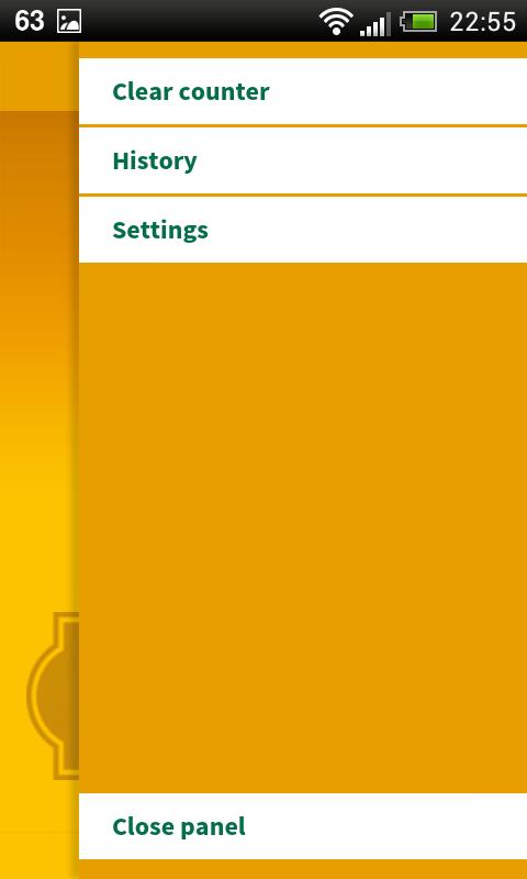 Beer Counter - Drinking Tool- screenshot