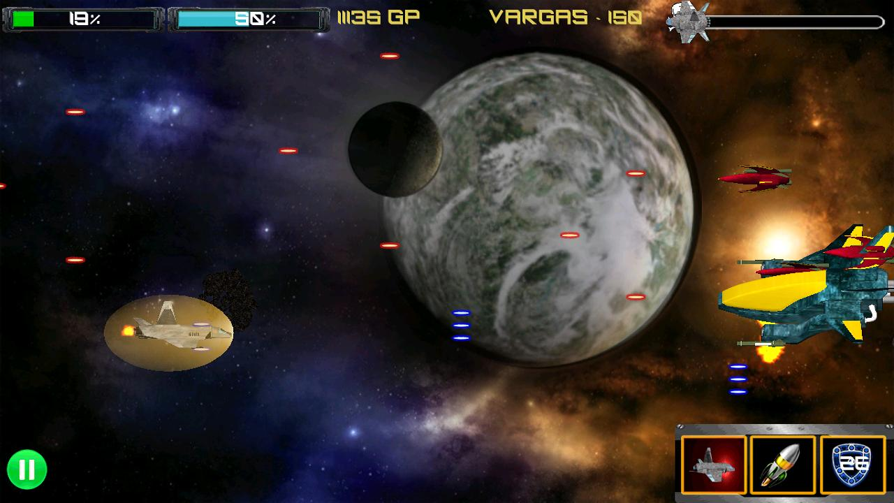 Galaxy Defenders - screenshot