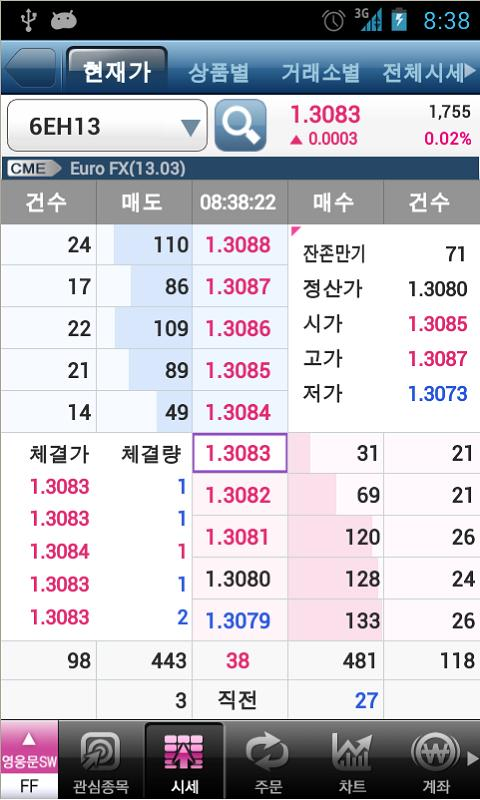 키움증권 영웅문S_World- screenshot